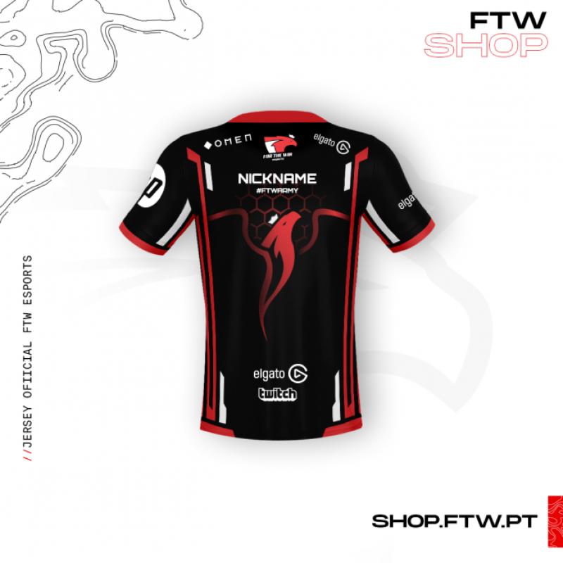 Jersey FTW Fénix Edition