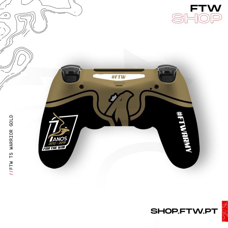 Comando FTW TS Warrior Gold