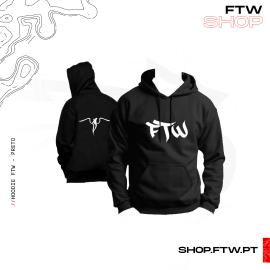 Hoodie FTW - Preto