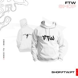 Hoodie FTW - Branco
