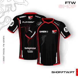 Jersey Oficial FTW Esports