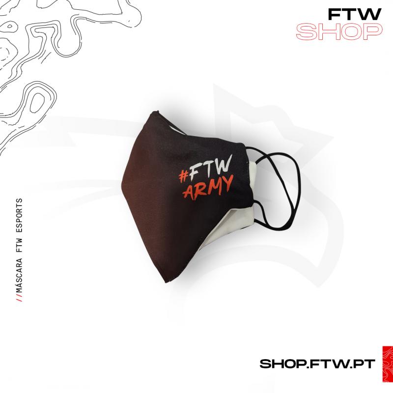 Máscara FTW Esports