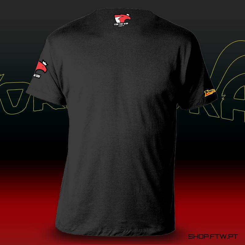Jersey FTW + T-Shirt Zorlak