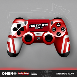 Comando FTW TS Warrior Red